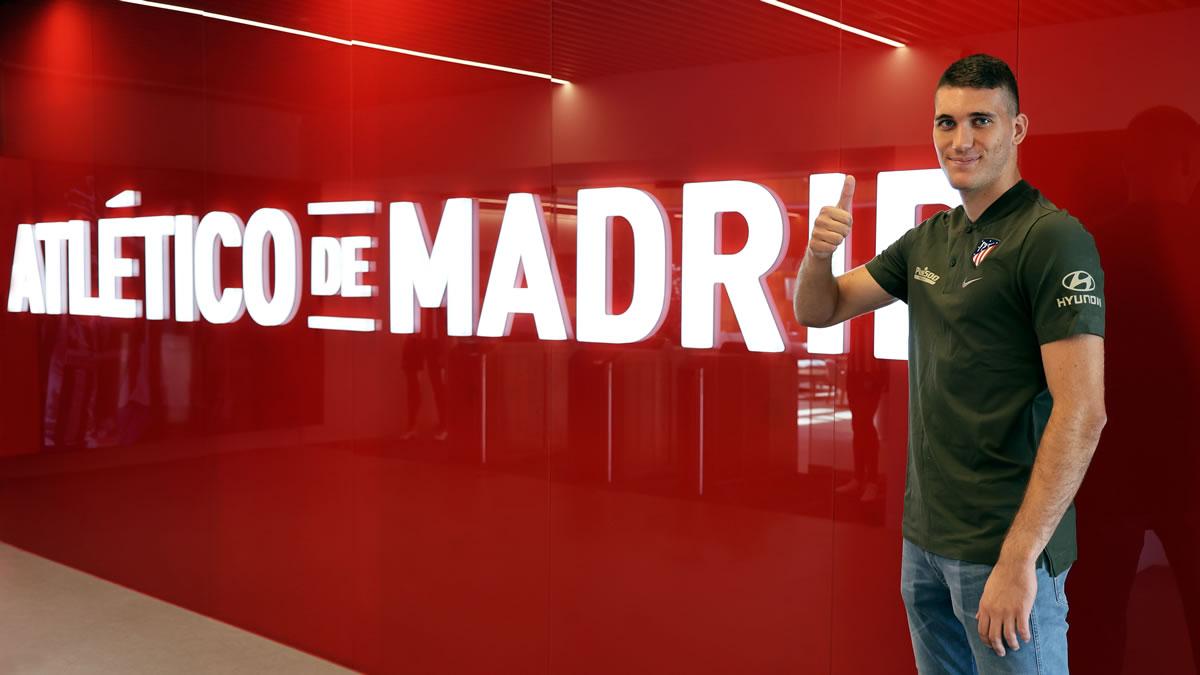 ivo grbić - atletico madrid - 2020