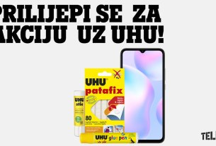 tele2 & uhu ljepilo - 2020