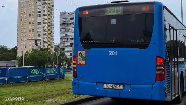 ZET Zagreb / autobusna linija 609