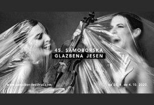 45. samoborska glazbena jesen 2020