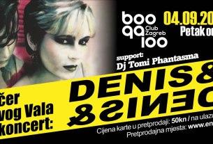 denis & denis - boogaloo zagreb - 2020