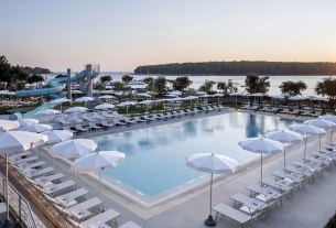 falkensteiner hotel park punat - krk - croatia - 2020
