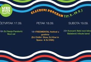 green river festival 2020 - dj sanja pandurić - freemental - neki novi klinci