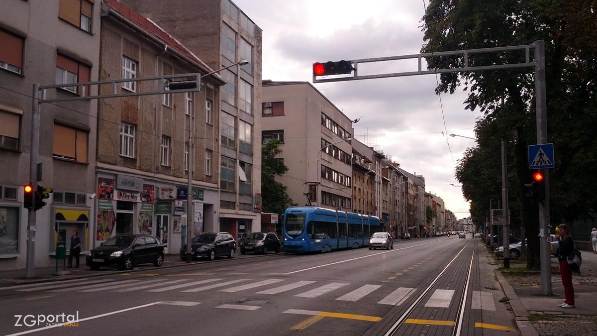 maksimirska cesta, zagreb - kolovoz 2014.