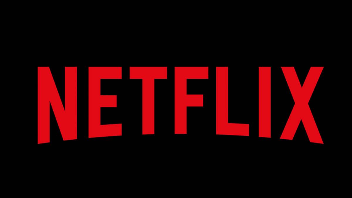 netflix logo / 2020.
