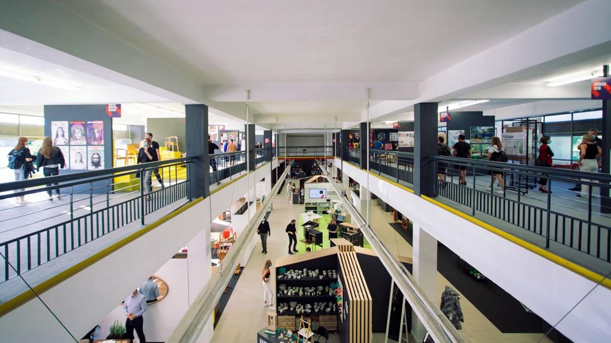 zagreb design week 2020 - hala v - tehnički muzej nikola tesla zagreb
