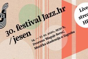 30. festival Jazz.hr/jesen - 2020