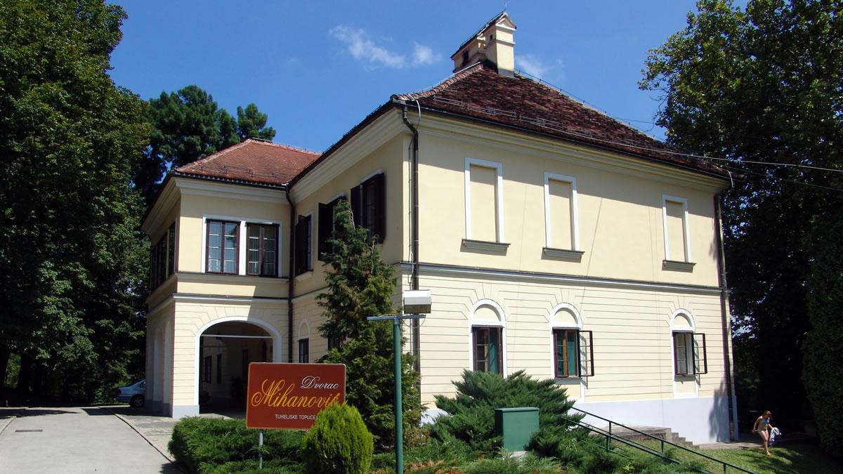 dvorac mihanović - tuheljske toplice - 2020