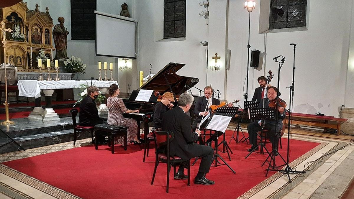 festival ansambl - 45. samoborska glazbena jesen 2020