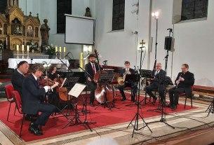 festivalski ansambl - 45. samoborska glazbena jesen 2020