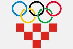 hrvatski olimpijski odbor - logo 2020