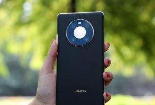 huawei mate 40 pro smartphone 2020