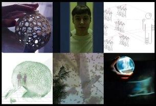 """izložba """"dizajn u kontekstu razvoja tehnologije - biodizajn"""" - hdd galerija 2020"""