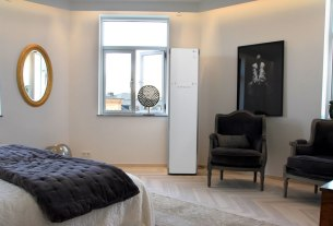 lg styler lifestyle bedroom 2020