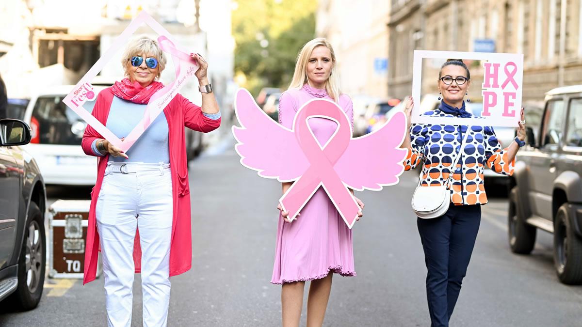 pink ribbon projekt 2020