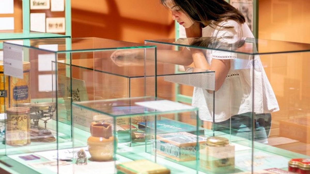 stalni postav - muzej čokolade zagreb - 2000