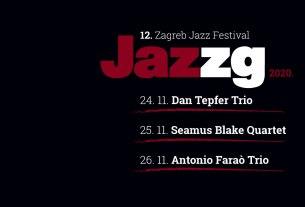 12. zagreb jazz festival - jazzg 2020