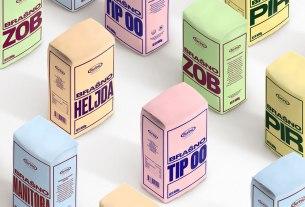 granolio - brašno farina speciale - studio size design - 2020