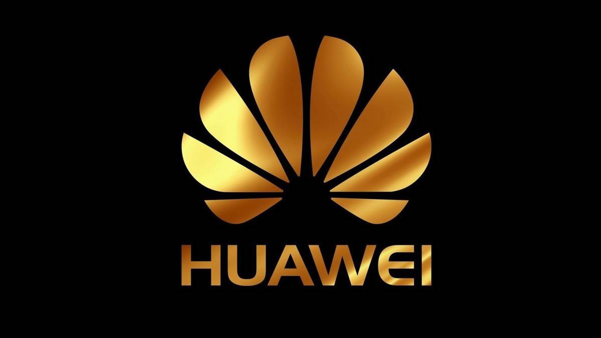 huawei gold logo 2020