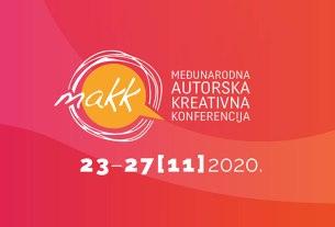 makk 2020 - međunarodna autorska kreativna konferencija