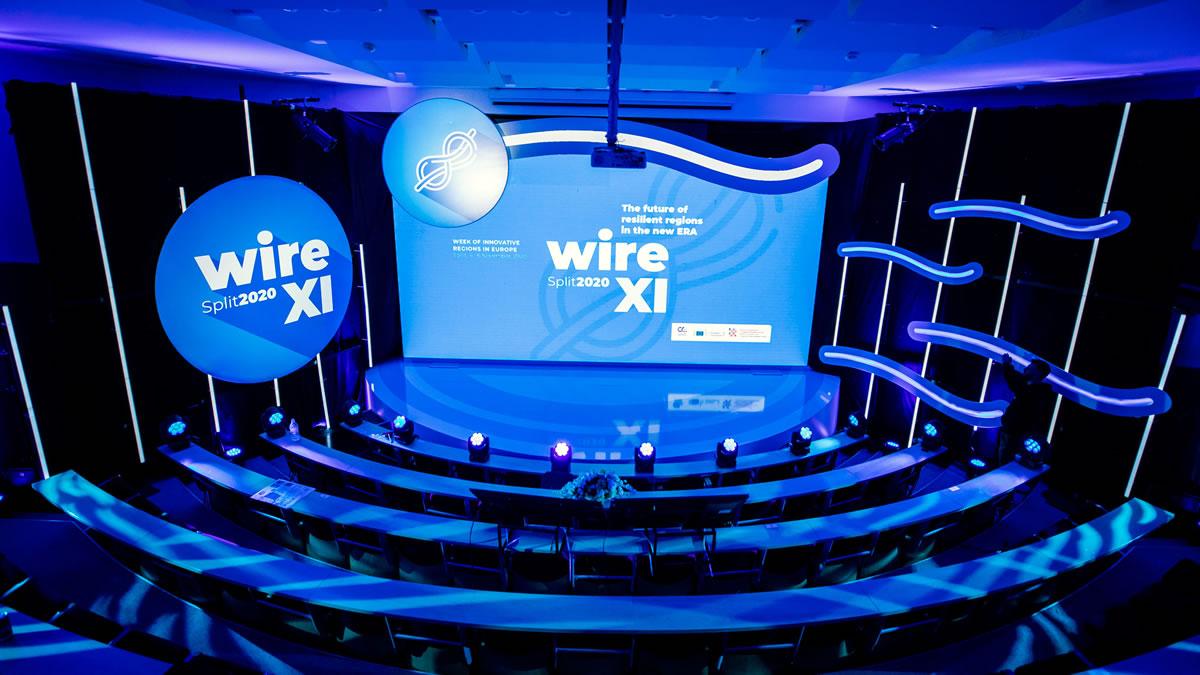 wire split 2020