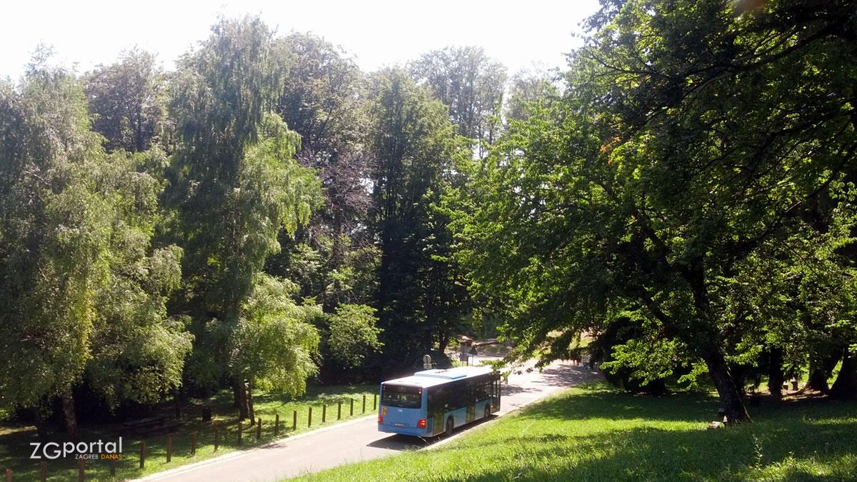 autobusna linija 140 mihaljevac sljeme - zet zagreb - srpanj 2016.