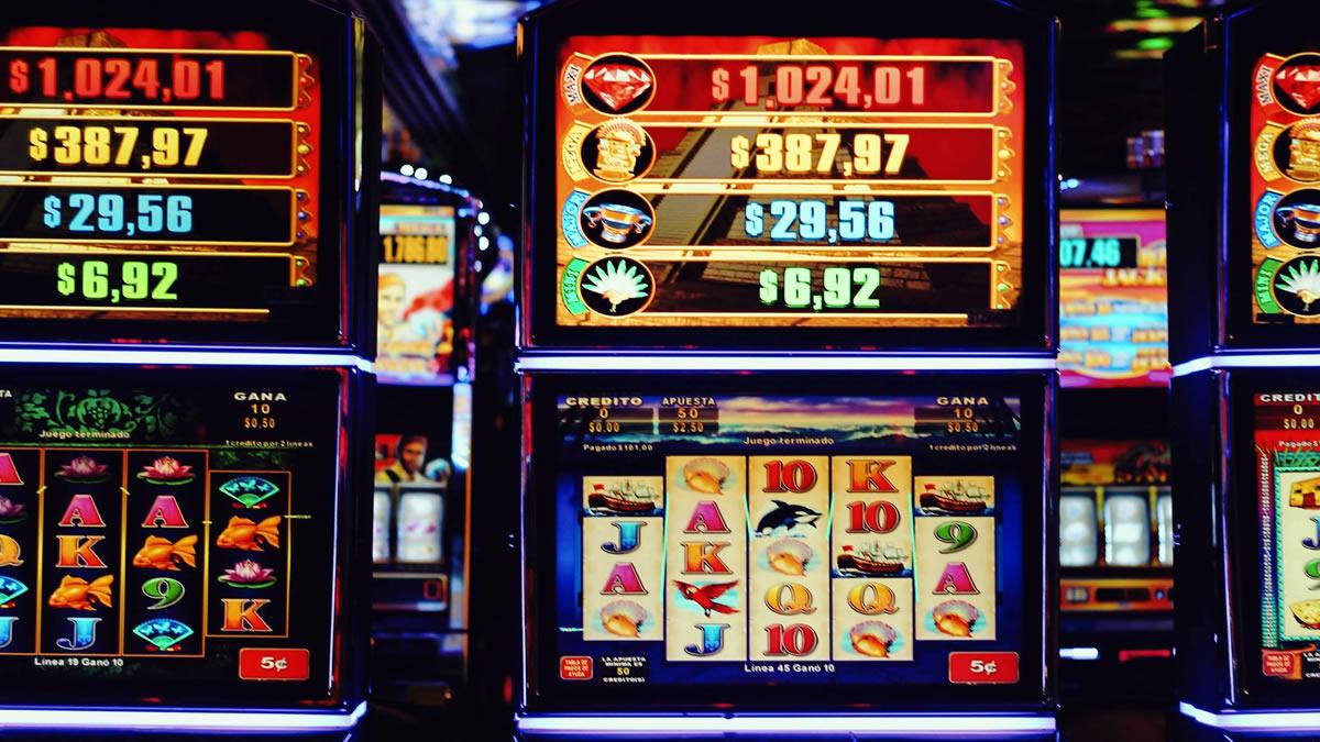casino slots 2020
