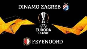 feyenoord-dinamo - uefa europa league 2020