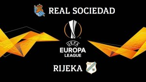 real sociedad - rijeka - uefa europa league 2020