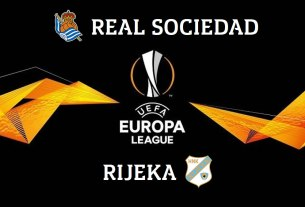 real sociedad - rijeka - uefa europa league 2020