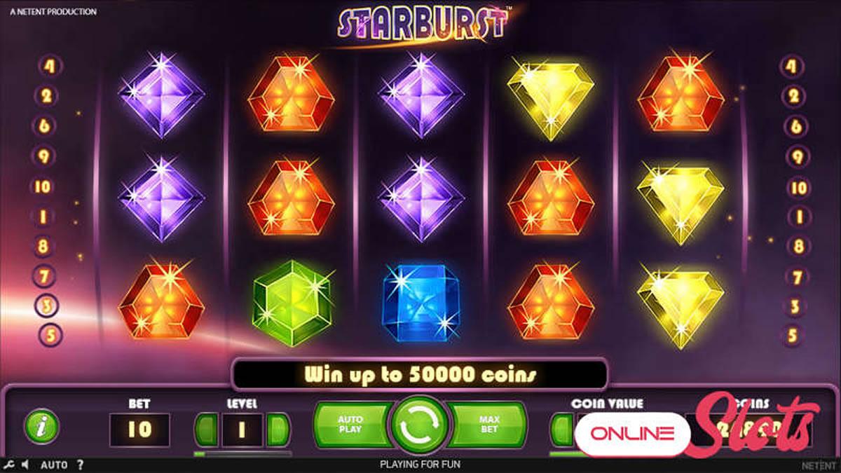 starburst slot games netent 2020