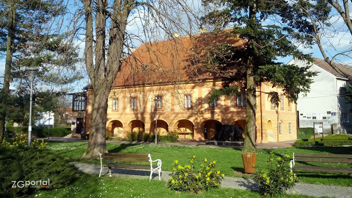 muzej turopolja, trg kralja tomislava 1, velika gorica / ožujak 2016.