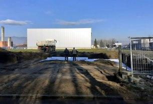 saponia - logističko distribucijski centar - industrijska zona zagreb - 2021.
