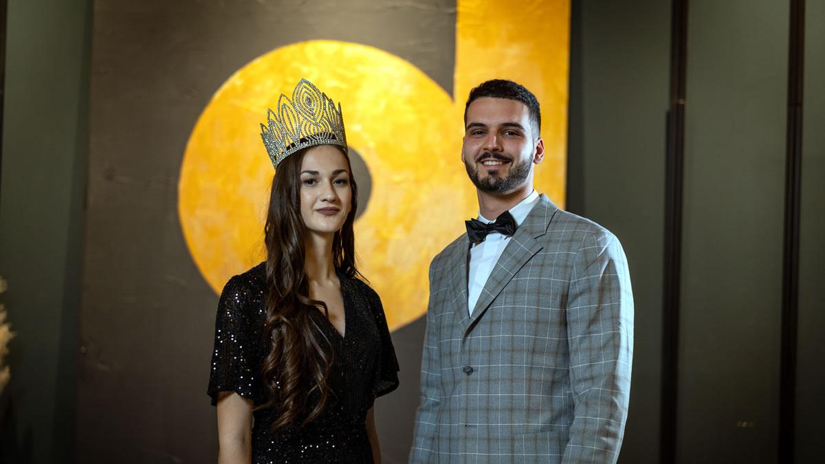 miss turizma hrvatske 2020 - patricija hanžek i ivan jularić