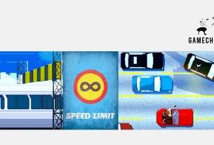 speed limit - gamechuck - 2021