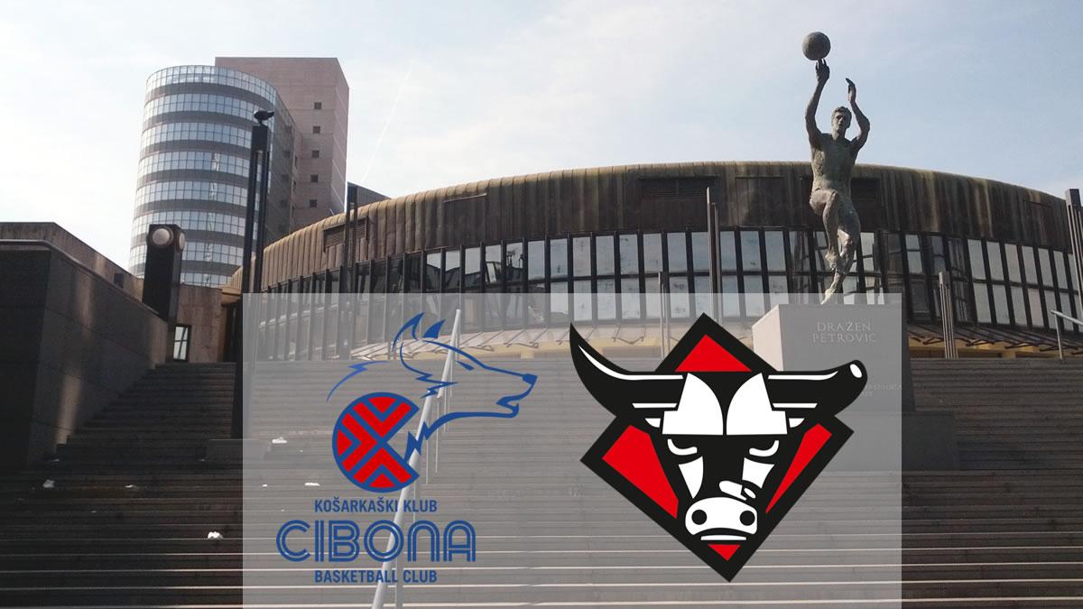 cibona - gorica / ht premijer liga 2020/2021