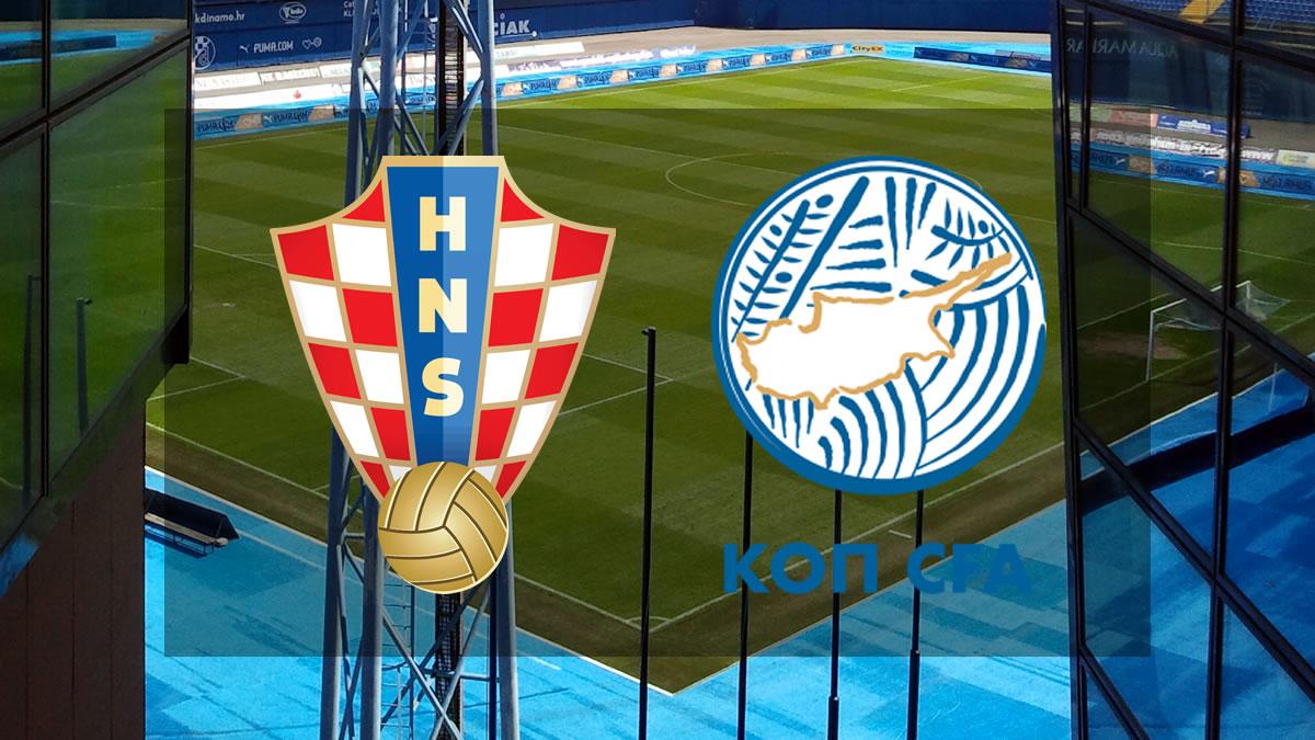 hrvatska - cipar - fifa word cup qatar 2022
