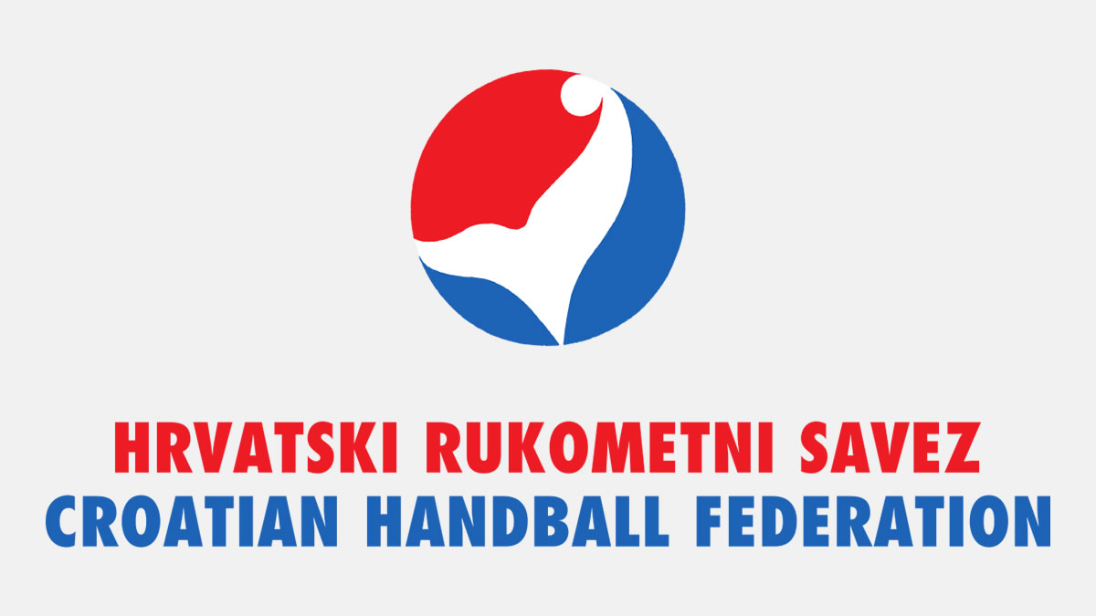hrvatski rukometni savez - croatian handball federation - logo 2021.
