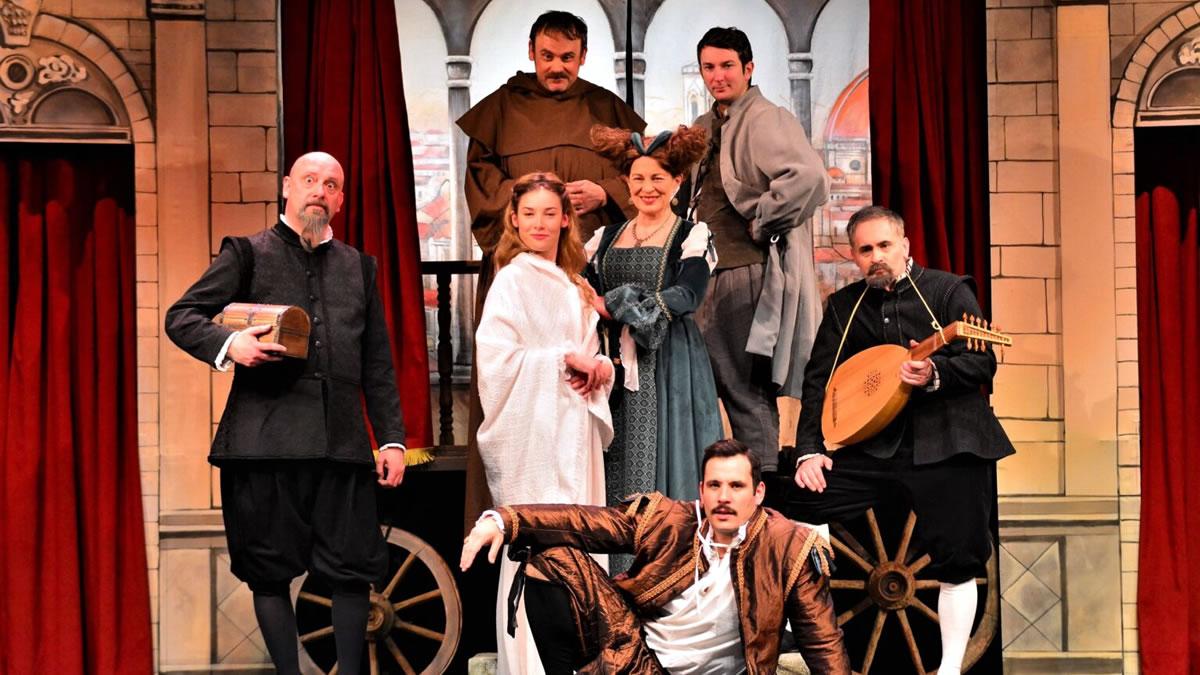 niccolo machiavelli - mandragola - kazalište komedija zagreb - 2021.