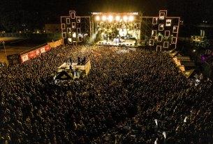 open air concert - sea star festival - croatia 2019