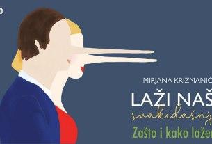mirjana krizmanić - laži naše svakidašnje - 2021.