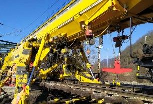 """remont pruge """"zaprešić - podsused tvornica"""" / travanj 2021."""