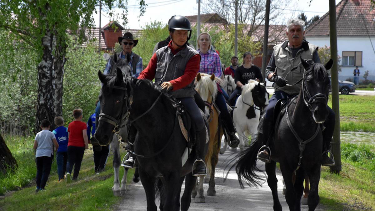 konjička staza - općina orle - konjički centar mikin - svibanj 2021.
