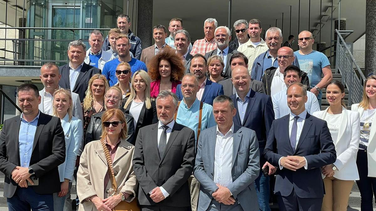 miroslav škoro / domovinski pokret zagreb / lokalni izbori 2021.