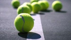 tennis court - tennis ball - 2021.