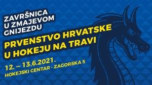 hokej na travi / prvenstvo hrvatske 2021.