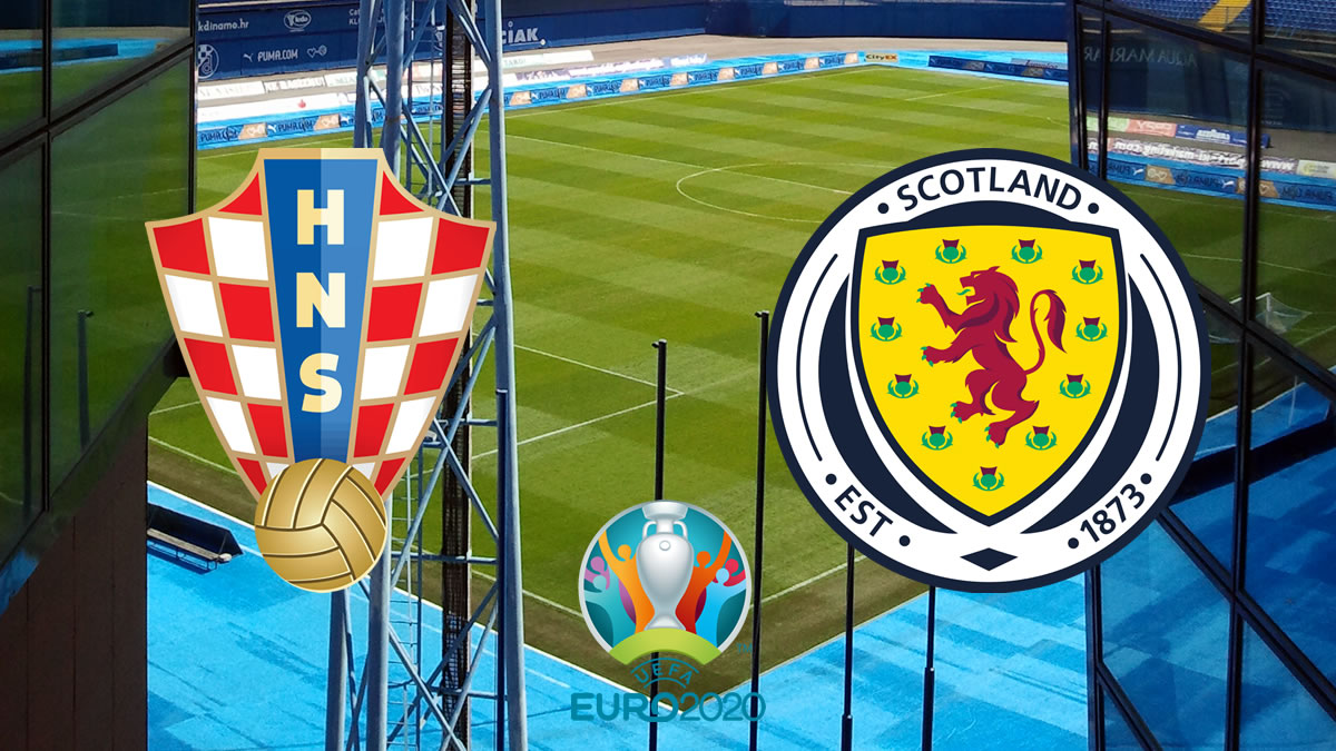 hrvatska - škotska / euro 2020 / croatia - scotland