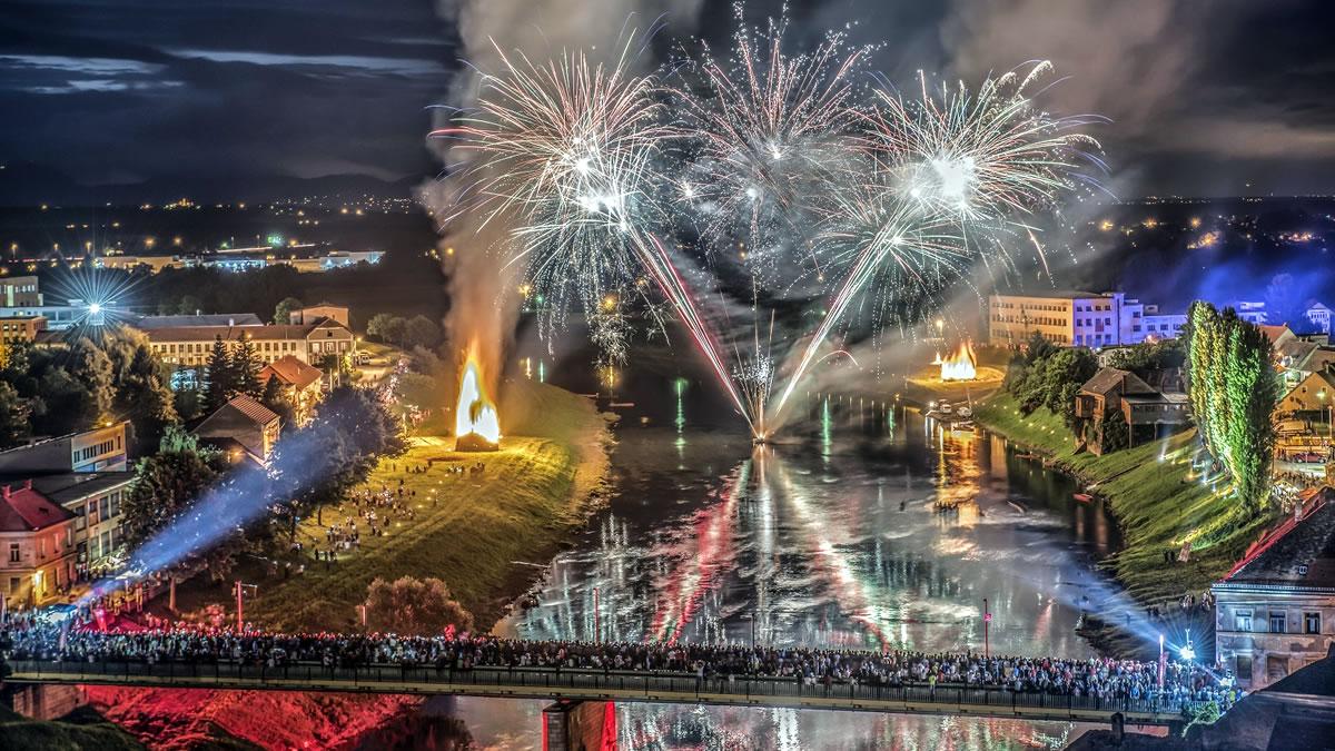 ivanjski krijes karlovac / 2020. / foto: igor čepurkovski