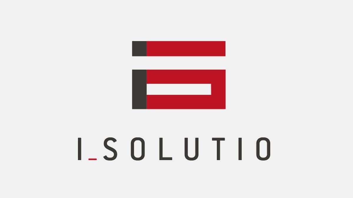 i-solutio / logo 2021.