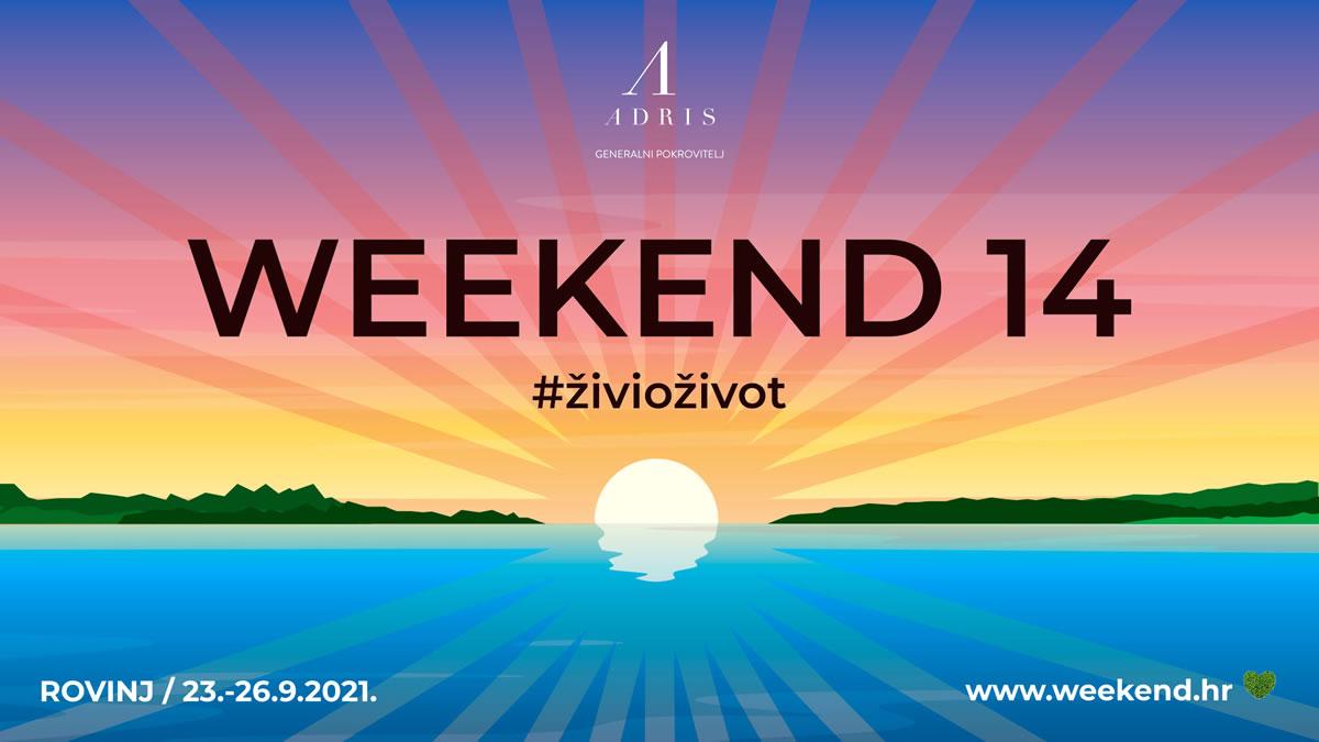 14. weekend media festival - rovinj croatia - 2021.